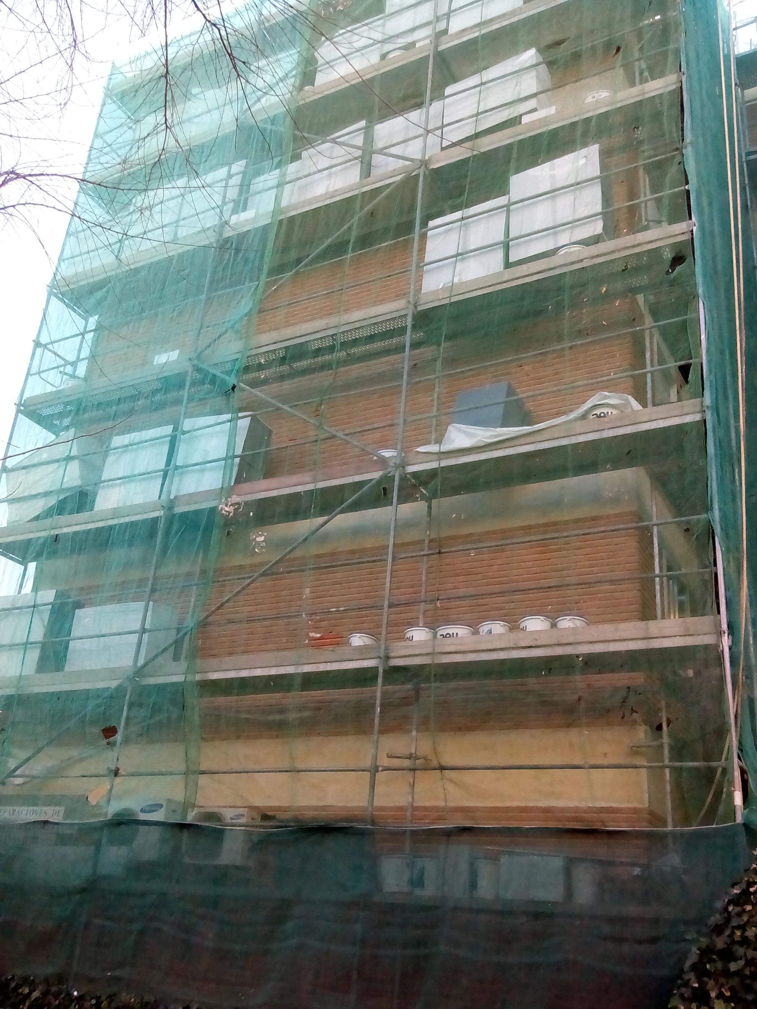 Aislamiento fachadas