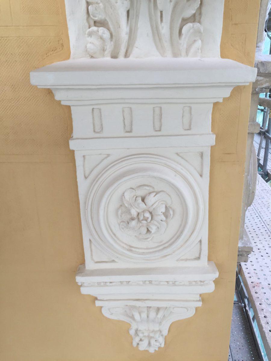 Ménsula decorativa