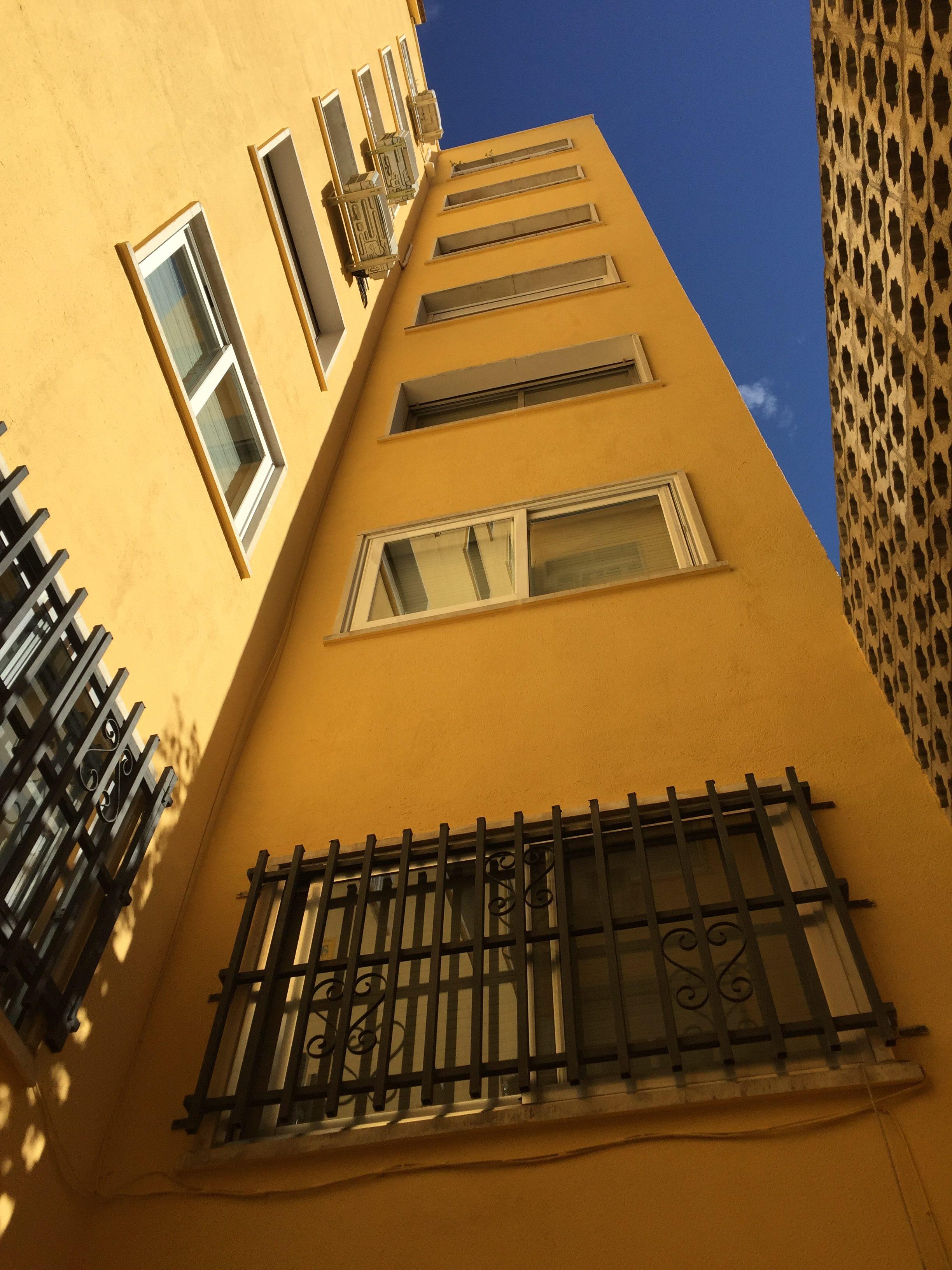Reforma de patios interiores