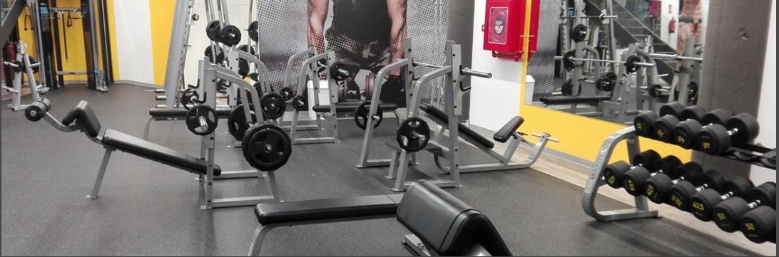 Sala Musculación Vistalegre