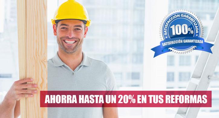 Reforma de locales comerciales - Ahorra hasta un 20% en tus locales