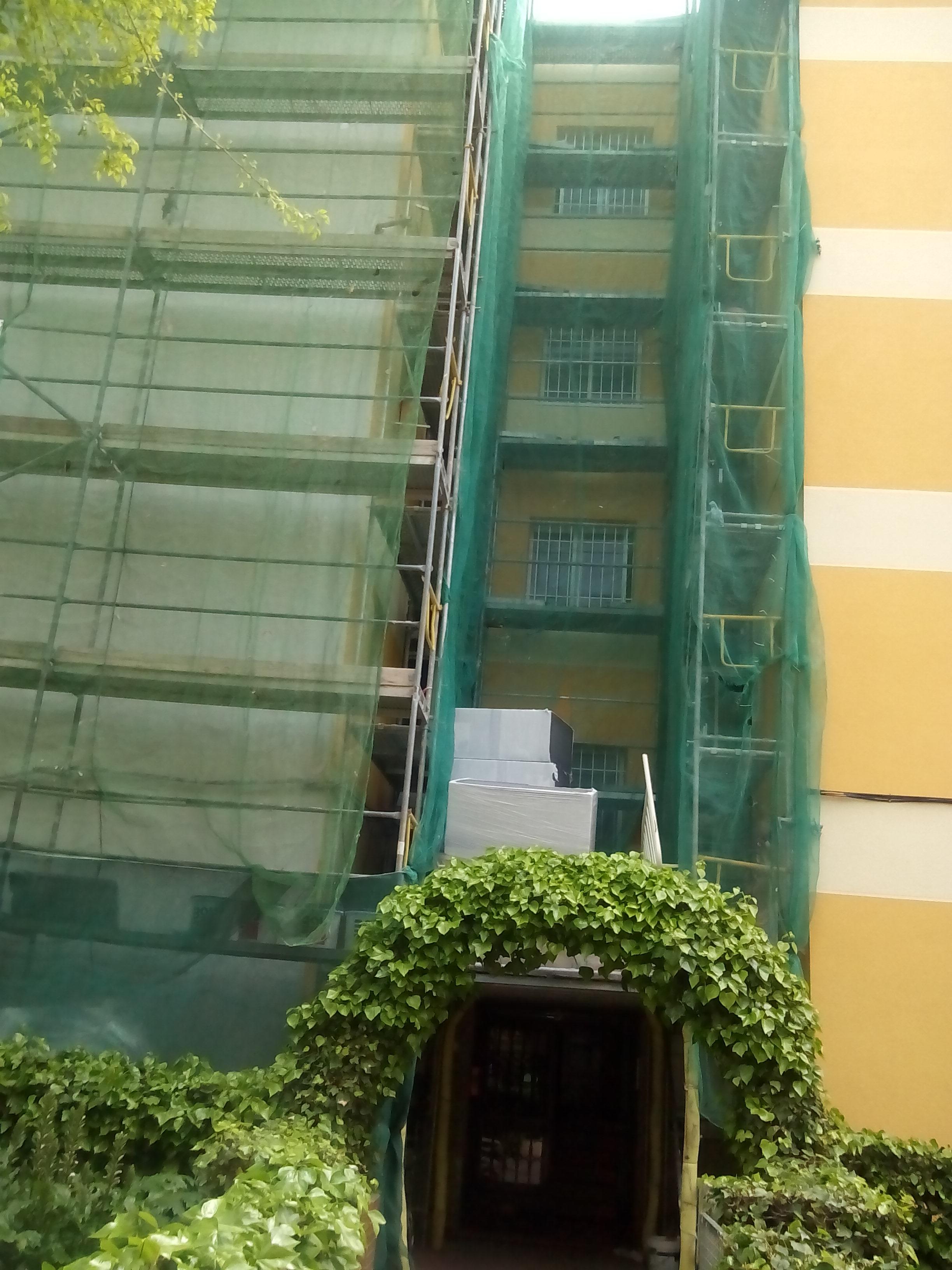 Aislamiento de fachadas