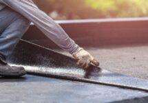 Material para impermeabilizar edificios
