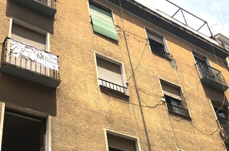 Rehabilitación edificio singular EMVS Madrid