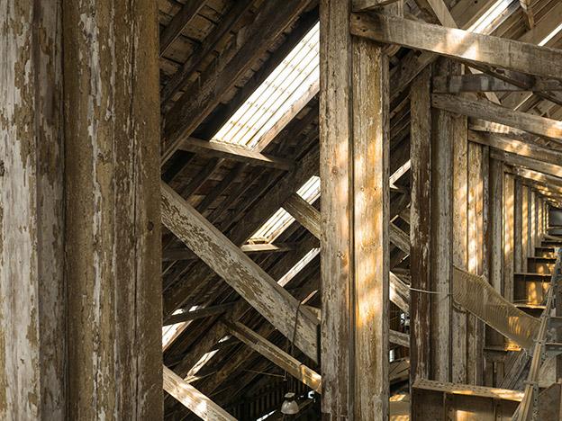 rehabilitar una madera dañada