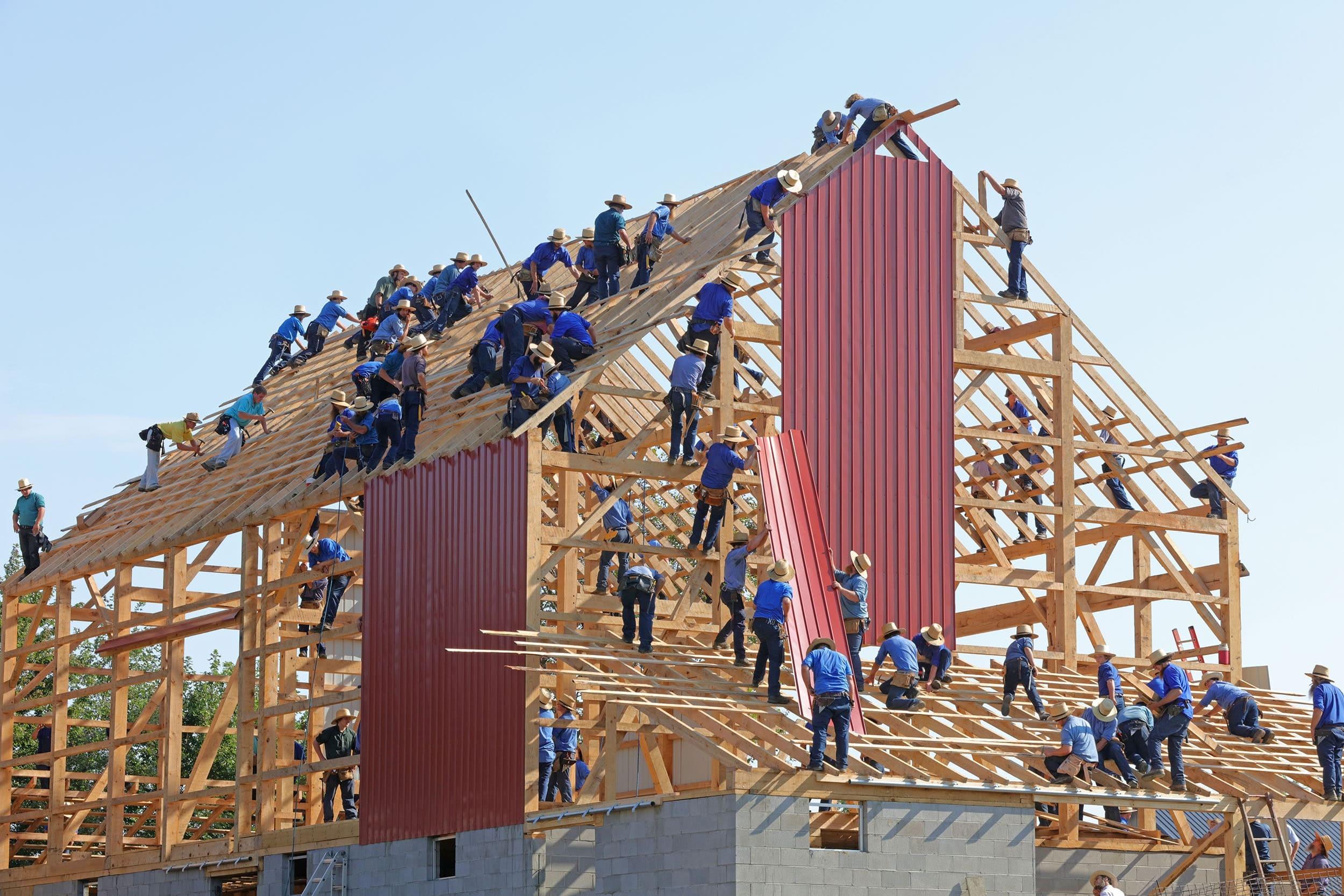 rehabilitación estructura de madera
