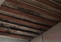 reparación estructura de madera